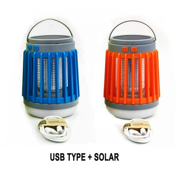 Solar Powered LED Outdoor Light and Mosquito Killer USB Charging_13