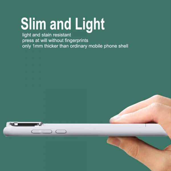 Mobile Phone Case for Apple Devices with LED Fill Light_13