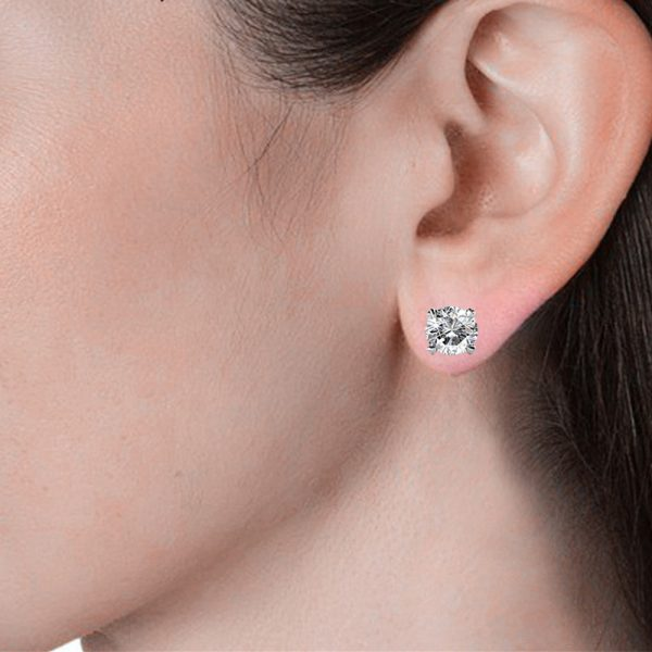 5 Day Set of Earrings with Genuine Swarovski Crystals_6