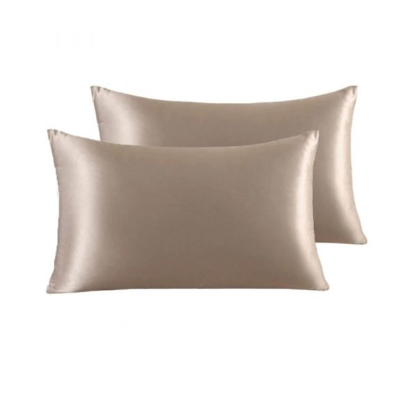 Mulberry Silk Pillow Cases Set of 2 in Various Colors_7