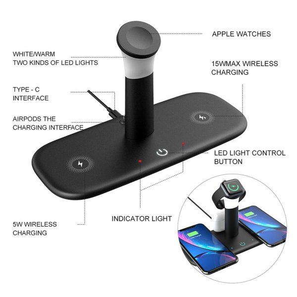 3-in-1 Multi-Functional Desk Lamp and Wireless Charger_11
