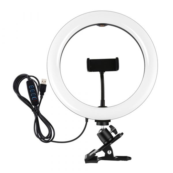 6-inch 3 Modes USB Interface Video Conferencing Fill Light_2
