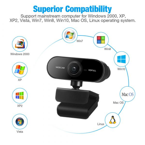 1080P Full HD Web Camera with Microphone_6