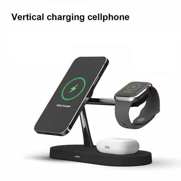 3-in-1 15W Wireless Magnetic Charger_9
