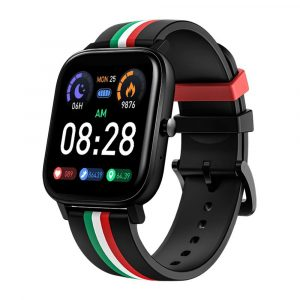 BT 5.0 MT2 Smart Watch Heart Rate Monitor