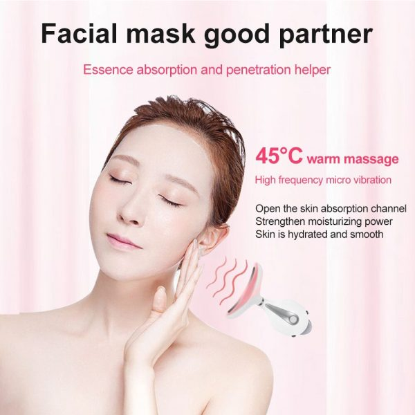 Facial Neck Massager Skin Lifter and Wrinkle Remover_6