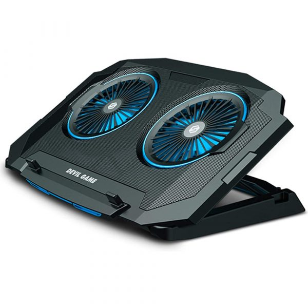 2-in-1 Laptop Cooling Fan for up to 17.3-inch Devices_0