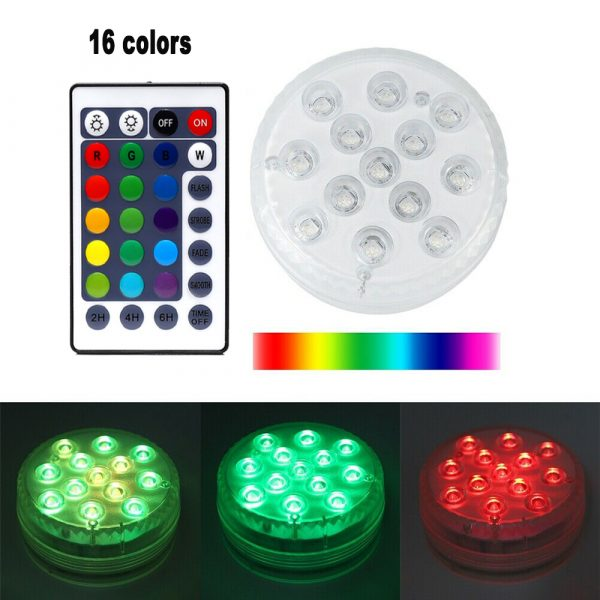 Remote Controlled Submersible LED Lights_10