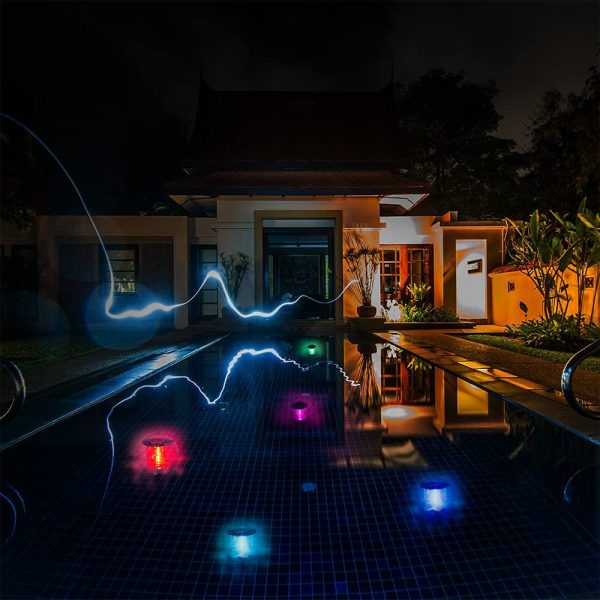 Solar Powered Color Changing LED Floating Pool Lights_3