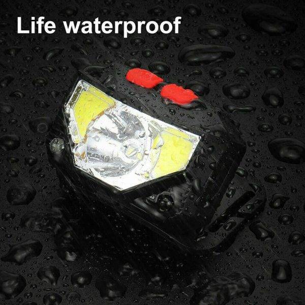 Bright Waterproof Rechargeable LED Head Lamp_11
