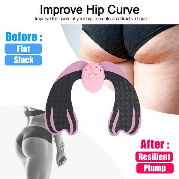 Rechargeable Hip Trainer Butt Lifting Butt Sculping Massager_15