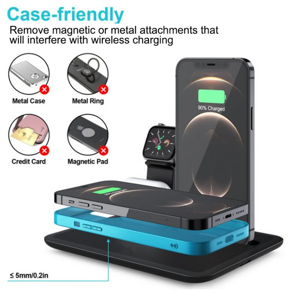 Multi-Function QI Enabled Wireless 3-in-1 Fast Charging Station_6