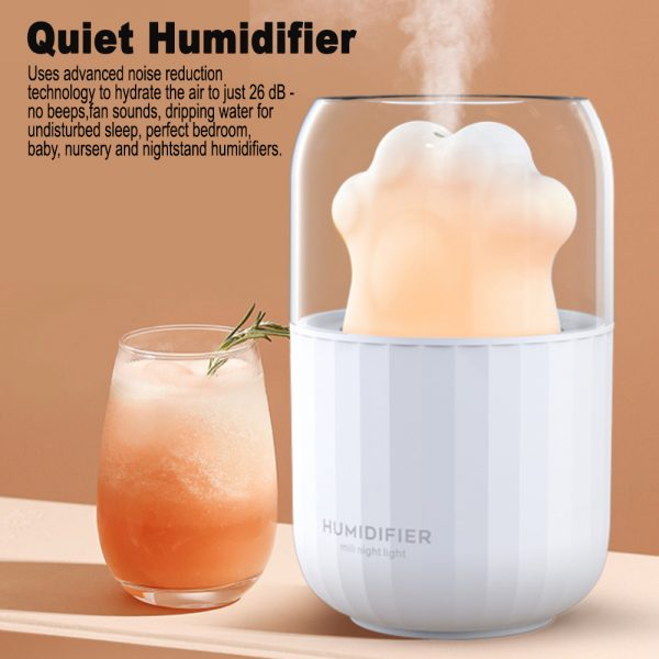 Essential Oil Diffuser and Humidifier with Auto-off Night Light_9