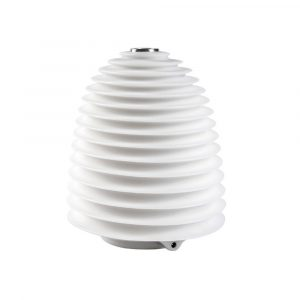 USB Interface Round LED Bedside Night Light Humidifier and Diffuser