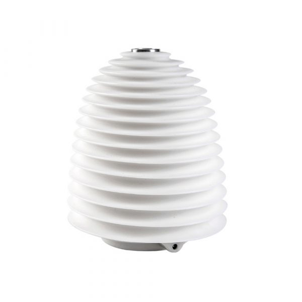 USB Interface Round LED Bedside Night Light Humidifier and Diffuser_1