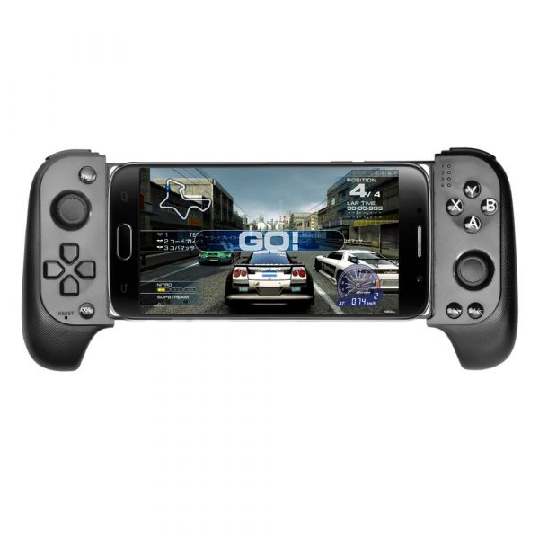 Rechargeable Wireless Bluetooth Gaming Pad Direct Play Joystick_4