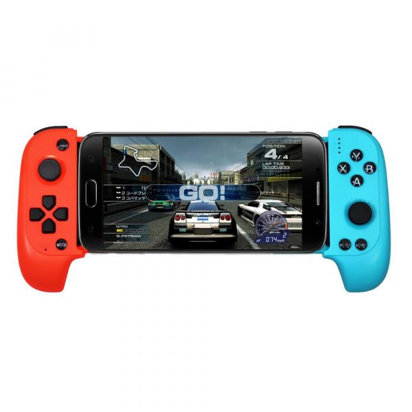 Rechargeable Wireless Bluetooth Gaming Pad Direct Play Joystick_5