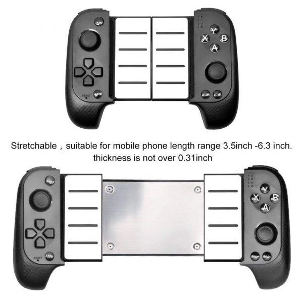 Rechargeable Wireless Bluetooth Gaming Pad Direct Play Joystick_8
