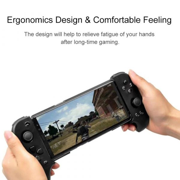 Rechargeable Wireless Bluetooth Gaming Pad Direct Play Joystick_10