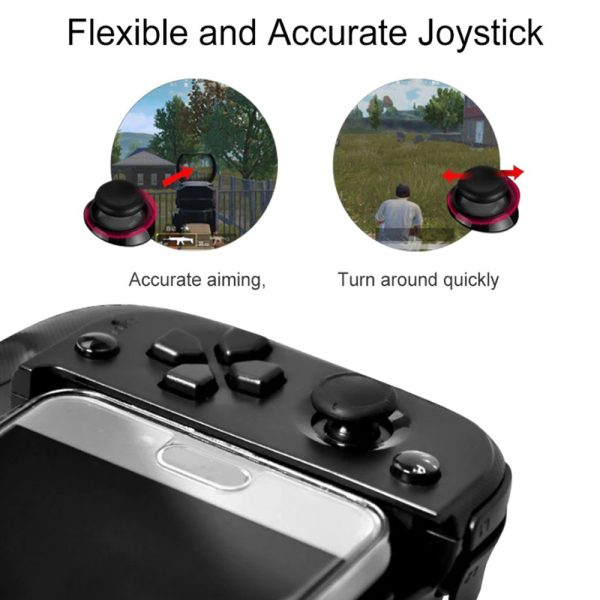 Rechargeable Wireless Bluetooth Gaming Pad Direct Play Joystick_11