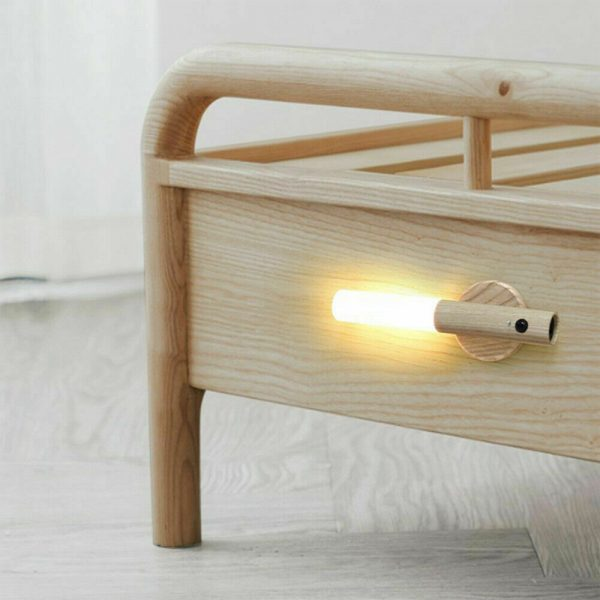 Rechargeable Motion Sensor LED Night Light for Wall Stairs Cabinet Hallway_5