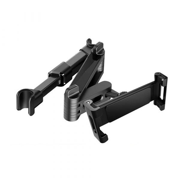 Universal Adjustable Angle Car Headrest Mobile Phone and Device Holder_1