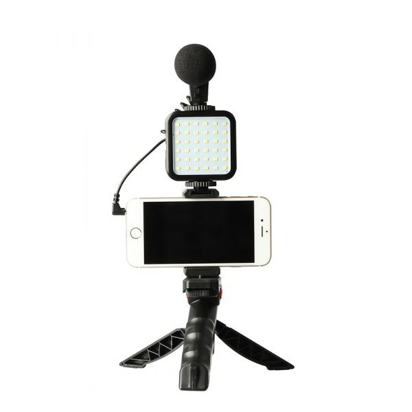Mobile Phone Photography Video Shooting Kit with for Phones and Camera_0