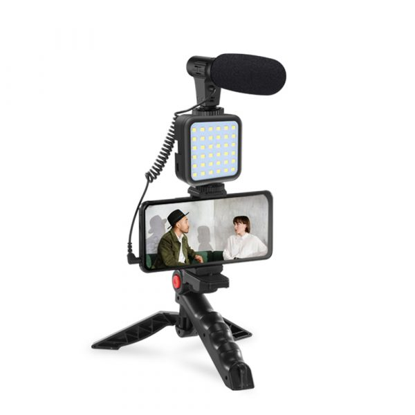 Mobile Phone Photography Video Shooting Kit with for Phones and Camera_2