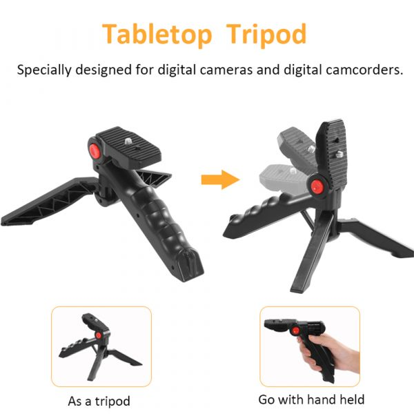 Mobile Phone Photography Video Shooting Kit with for Phones and Camera_6