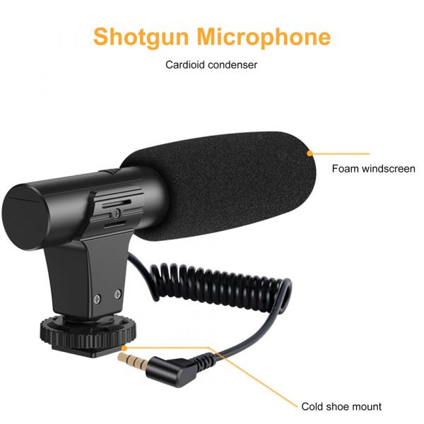 Mobile Phone Photography Video Shooting Kit with for Phones and Camera_8