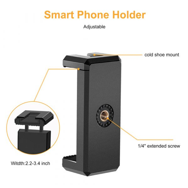 Mobile Phone Photography Video Shooting Kit with for Phones and Camera_9