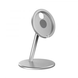 Aluminum Wireless Magnetic Mobile Phone Holder MagSafe Compatible