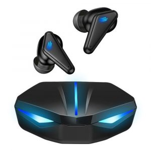 K55 TWS Wireless Gaming Bluetooth Headset with Mic and Charging Case