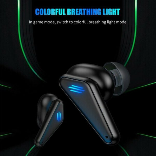 K55 TWS Wireless Gaming Bluetooth Headset with Mic and Charging Case_9