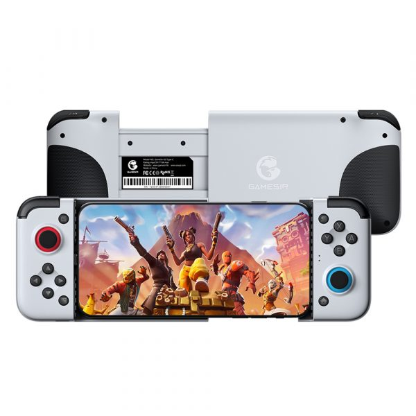 X2 New Version Type-C Mobile Game Controller Joystick Android Gamepad_1