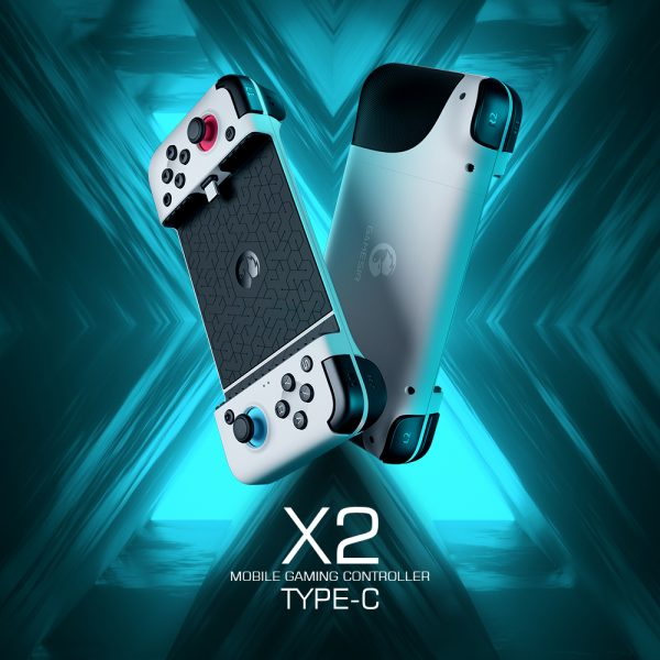 X2 New Version Type-C Mobile Game Controller Joystick Android Gamepad_3
