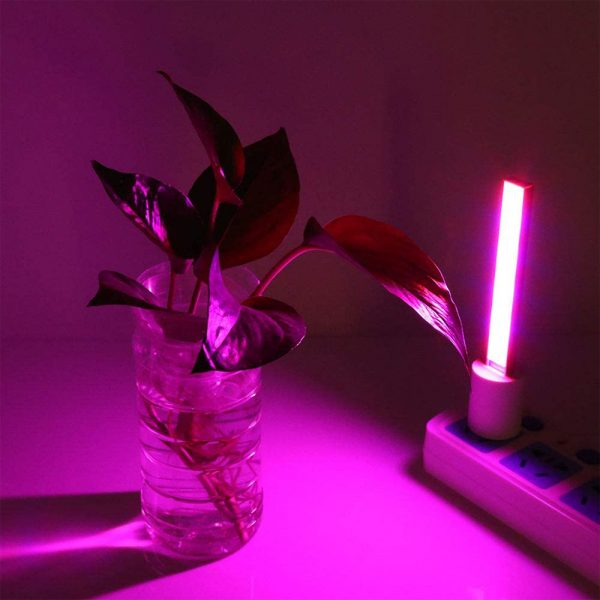 USB Interface LED Growing Plant Light Bar for Desktop Plant and Flowers_3