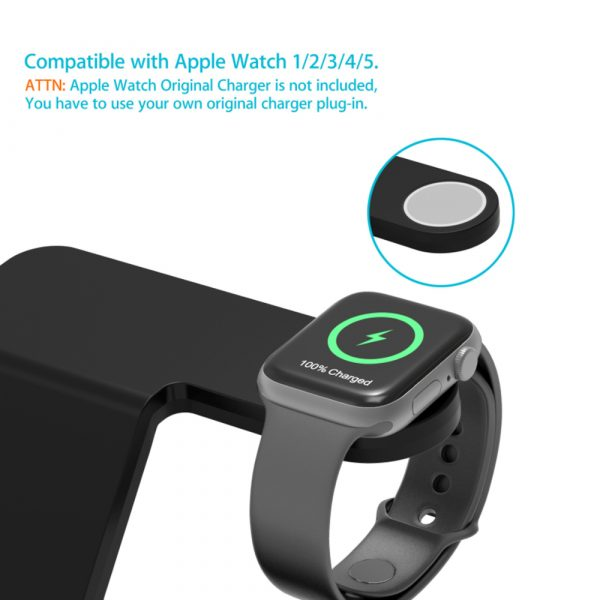 3-in-1 Qi Enabled Wireless Charging Station for Samsung and Apple Devices_12