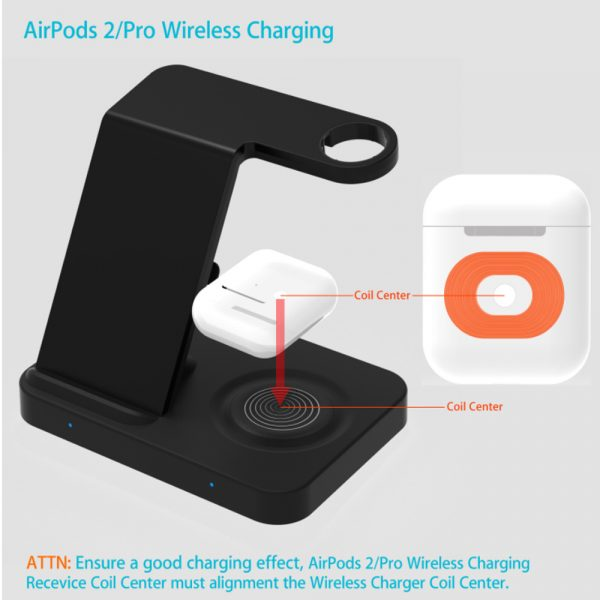 3-in-1 Qi Enabled Wireless Charging Station for Samsung and Apple Devices_15