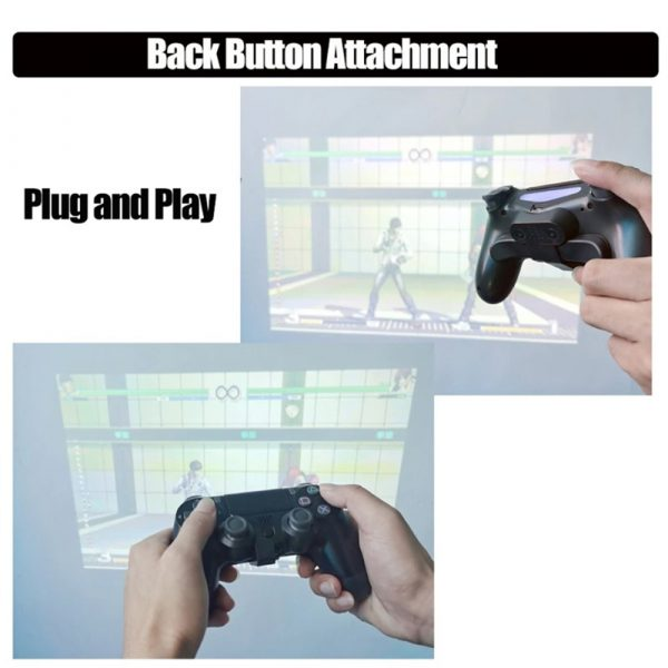 Extended Gamepad Back Button PS4 Game Controller_5