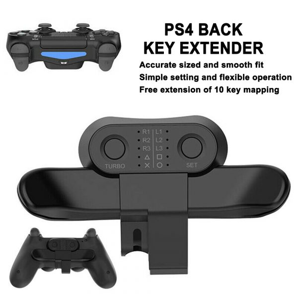 Extended Gamepad Back Button PS4 Game Controller_7