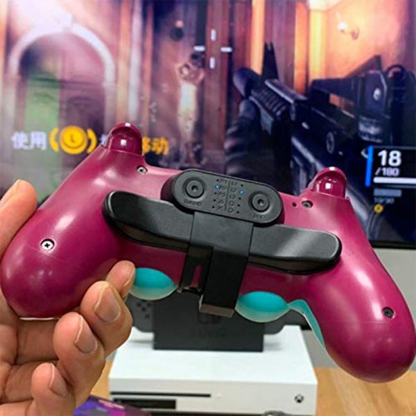 Extended Gamepad Back Button PS4 Game Controller_9