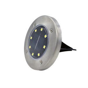 Outdoor LED Solar Garden Ground Lights