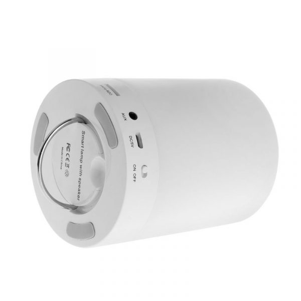 Bluetooth Speaker Touch Control LED Light_8