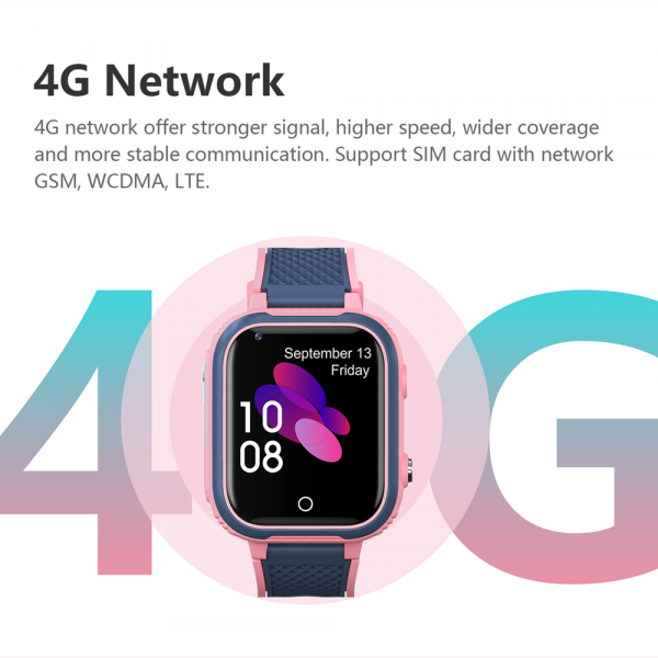 4G Video Call Watch GPS Wifi Tracker Smart Phone Watch_5