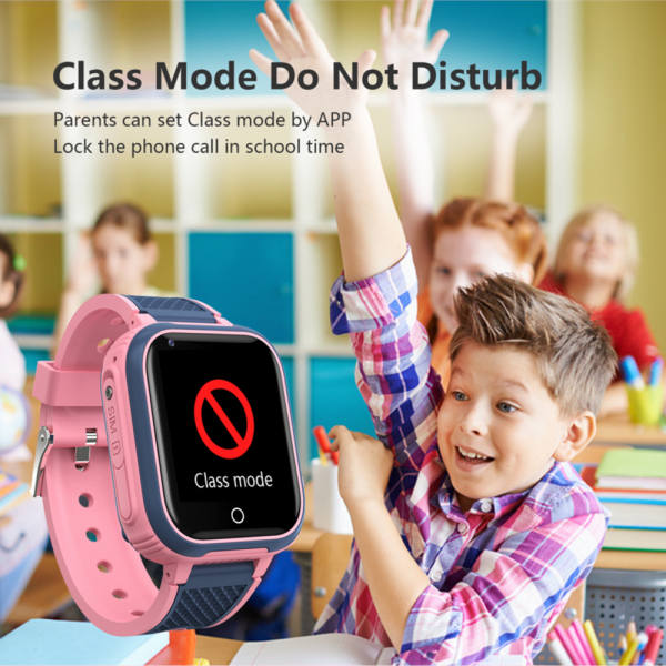 4G Video Call Watch GPS Wifi Tracker Smart Phone Watch_9