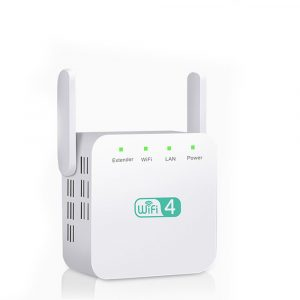 Wireless Wi-Fi Repeater Signal Amplifier Long Range Signal Booster Repeater