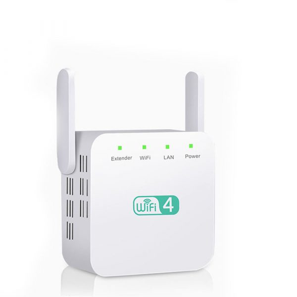 Wireless Wi-Fi Repeater Signal Amplifier Long Range Signal Booster Repeater_1