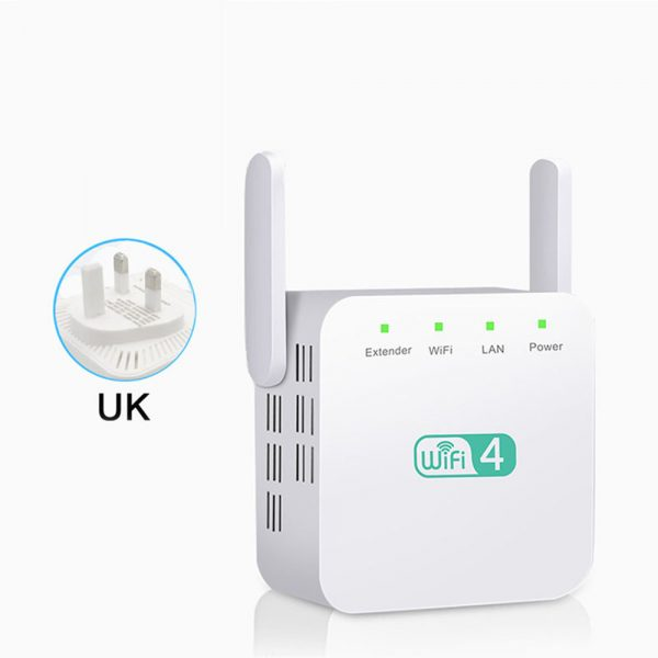 Wireless Wi-Fi Repeater Signal Amplifier Long Range Signal Booster Repeater_5