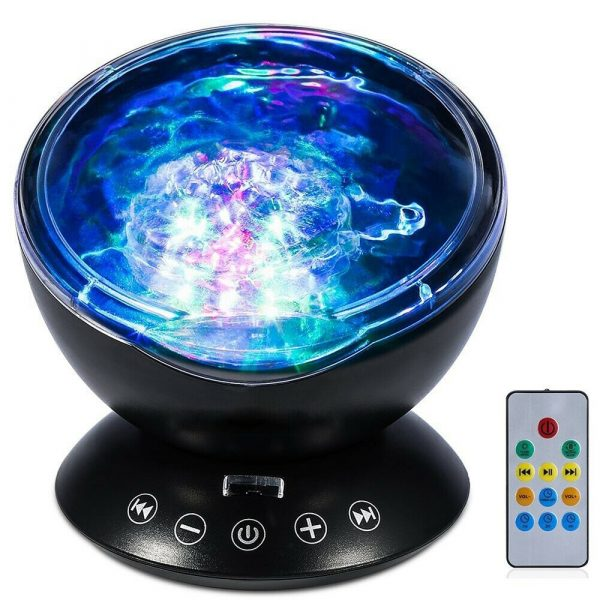 Upgraded Remote Controlled Ocean Light Projector_0